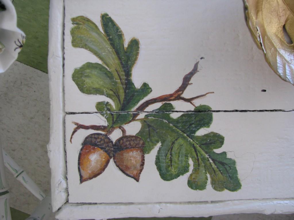 acorn table