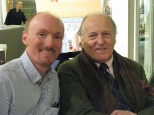Mario Buatta and jeff west